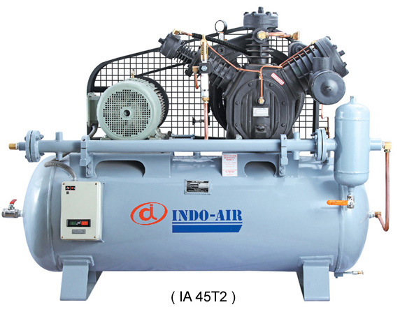 High Pressure Gas Compressor : Indo air compressors pvt ltd manufacturers reciprocating